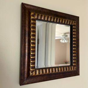 *SALE* Gilded Framed Mirror